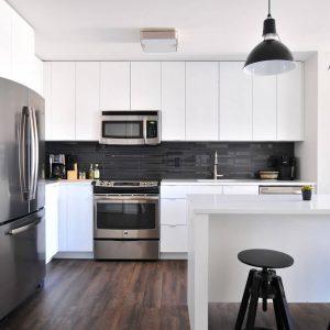 Ledowe oświetlenie kuchni - pomysły na aranżację