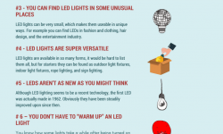 10 interesujących ciekawostek o oświetleniu LED